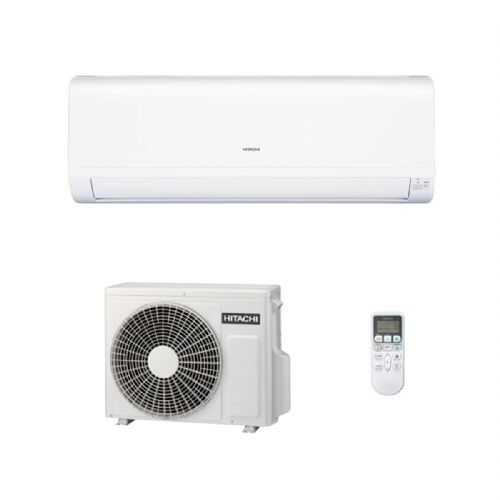 Hitachi Air Conditioning Wall Mounted RAK-35PED Heat Pump 3.5Kw/12000Btu A+ R32 240V~50Hz